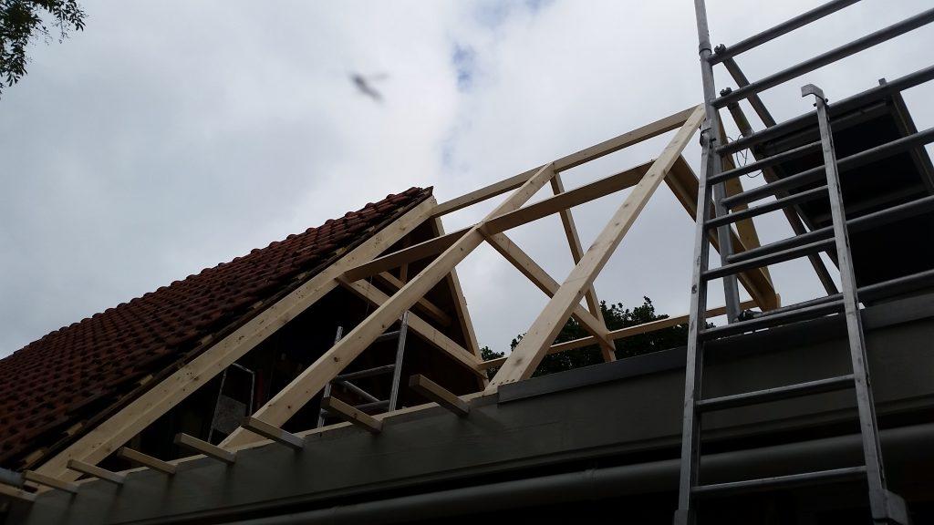 Uitbreiding 1e verdieping woning Heerenveen